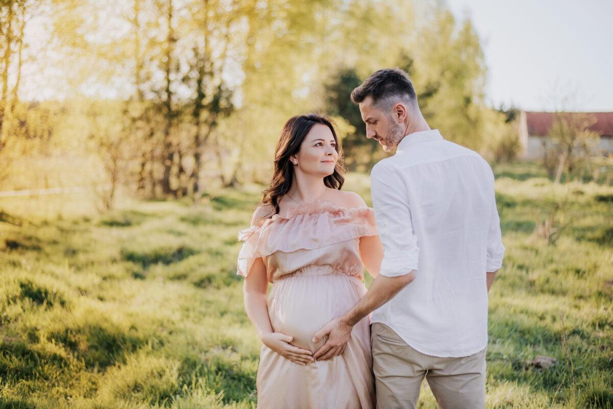 Ola+Karol - sesja ciążowa